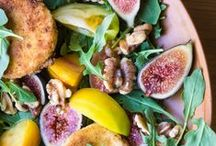 recipes | salad / Keeping it fresh all year round with four season's worth of salad recipes.