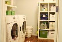 Para cuarto lavandería