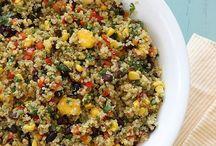 Healthier food! / by Heather Anderson Ede