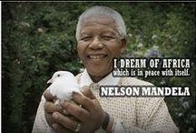 † NELSON MANDELA †