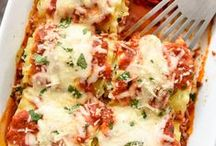 recipes | pasta / Comfort food of the highest order!