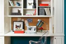 Home Office Décor Ideas / by ZipRealty