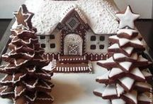 recipes | gingerbread / Gingerbread is one of the joys of the holiday season!