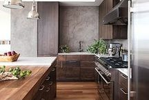 For my Next Kitchen / Planning a new kitchen in a few years, here is the idea's / by Leslie Docherty