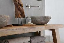 Koupelna / Bathroom / Perfektní nápady na kultivaci vaší koupelny.