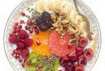Food in bowls / Hip, healthy, and DELICIOUS food in bowls for breakfast, lunch, and dinner, from the best food blogs!