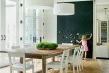 kitchen + dining / by Mia Hansen