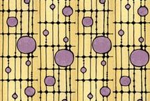 Fabric / All of these designs are available as wallpaper, fabric and gift wrap on http://www.spoonflower.com/profiles/amyelyse / by Amy-Elyse Neer