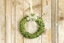 Wreaths / by Julie Peterson