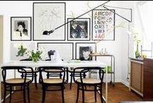 Inspiring dining rooms