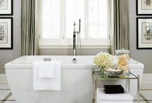 Bathroom inspirations / by Pratika Pillay