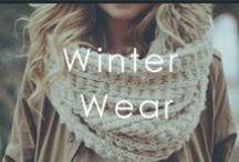 Winter Wear  / by Ashley Tisdale