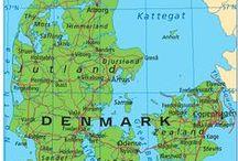 Danmark / by Helle Derrick