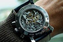 Watches / by Christian Straka