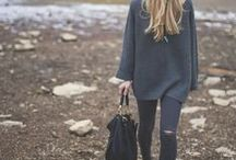 Winter/Fall Fashion / by Ashley Tisdale