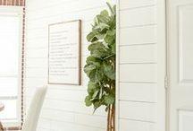 Home Decor Inspiration / Interior decor that inspires me