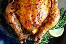 (Recipes) Entrees: Poultry