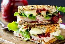 (Recipes) Sandwiches, Burgers, Wraps