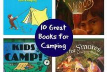 *Camping Theme FLT Lesson Ideas / by Victoria Wiley-Gire