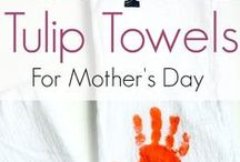 Mother's Day Ideas / Mother's Day gift giving ideas