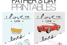 Father's Day Ideas / Father's Day gift and decoration ideas