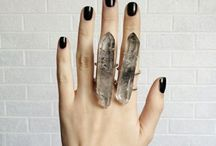 Hands / Hands, nails, rings
