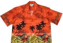 Hawaiian Aloha Shirts / by Alohaz, LLC