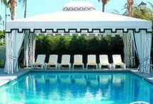 Cool Pools / by Dovecote Decor