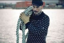 Nautical Clothes - Men / ⚓ Nautical inspired clothing for men at http://www.thenauticalcompany.com ⚓