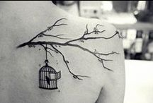Tattoos / by Alex Truitt