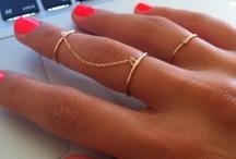 accessories / by Nicole Starcheski