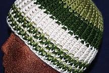 Crochet hats / by Esther Harris