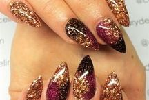 Nail Art - Gradient and Ombre / by The Sparkle Queen