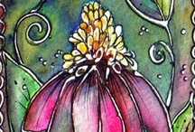 Artist Trading Cards / Journaling addons