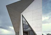 Churches made of concrete