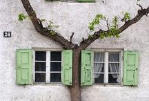 DOORS & WINDOWS / by Kristen Hurst-Dyche