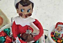 Elf on the Shelf / by Rebekah Wilding