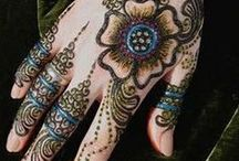 Henna / by Nanette Dusenbery