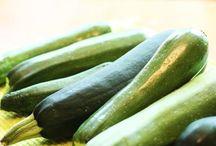 Zucchini / by Rebekah Wilding