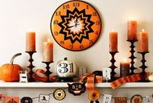 Halloween Decorations / fun ways to decorate for Halloween