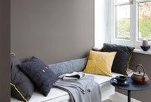 No. 01 STÄRKE DER BERGE / Alpina Feine Farben No. 01 – Stärke der Berge. Erleben Sie Premium-Wandfarben mit Persönlichkeit für Räume mit Charakter.
