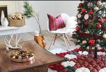 A Holiday with HEART / Traditions, sentimental decor, and beautiful holiday homes