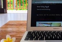 Digital nomad lifestyle * / The best resources for people who want to travel and work online at the same time: digital nomad lifestyle, digital nomad jobs, digital nomad tips, location independence work, digital nomad packing and gear, and more.