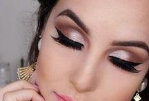 maquiagems / silhos , olhos , sobrancelha , boca e mais .................