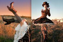 Fancy pants / by Madelyn Munk