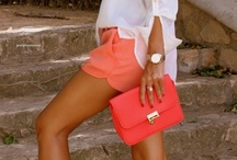 Did someone say Coral? / All things Coral, My absolute, most favourite colour...Makes me smile :)