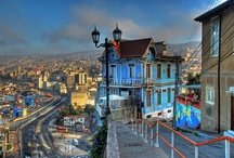 Chile landscapes / by Carla Montes de Oca Jaña