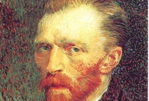Vincent Van Gogh Paintings / by Gary Hubbell