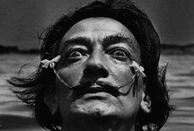 Salvador Dali Paintings / by Gary Hubbell