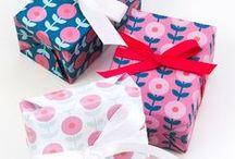 Paquets cadeaux / emballages